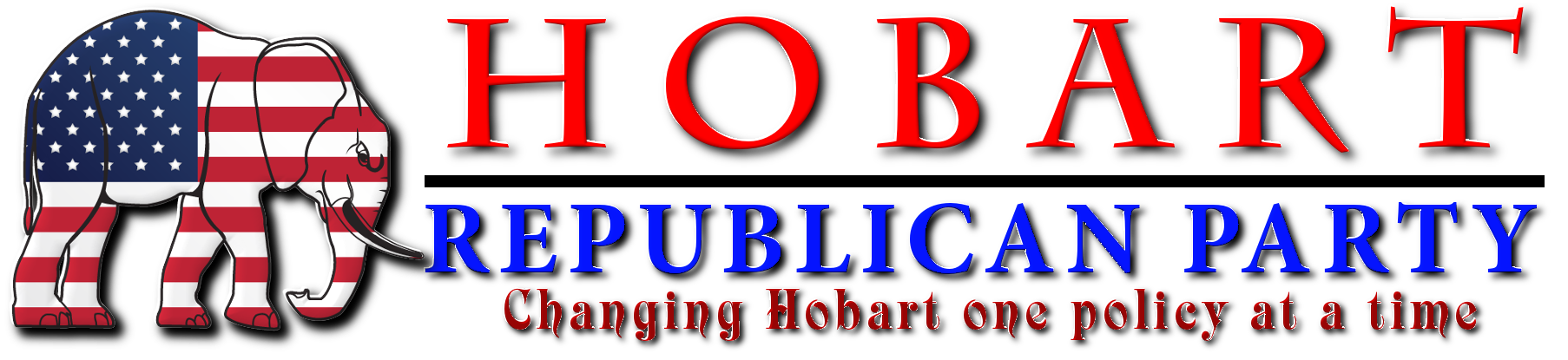 Hobart Republican Party Logo